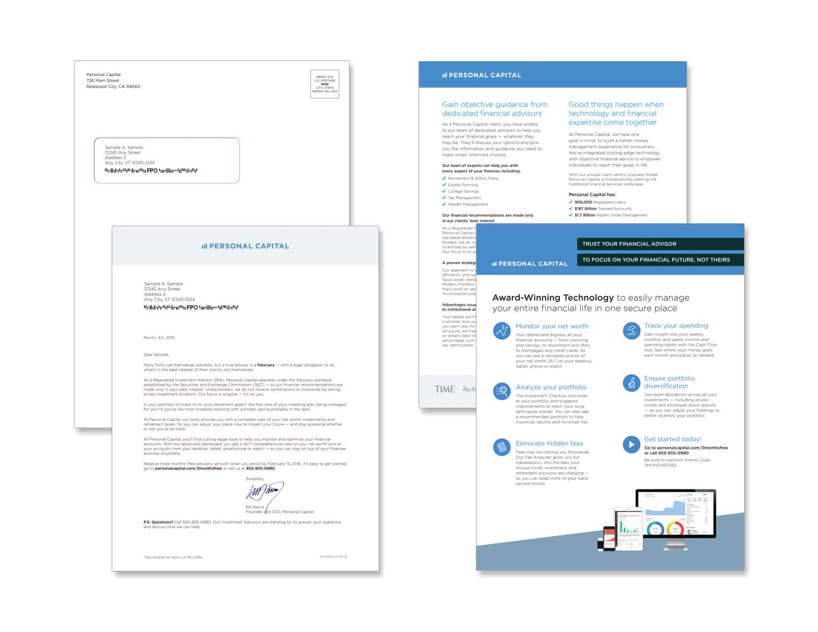 Personal Capital 2727 1015 1 Direct Mail And Direct Marketing